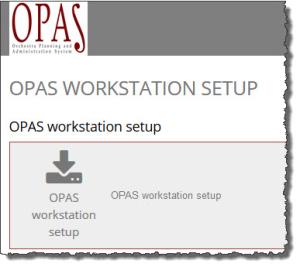 WorkstationSetup